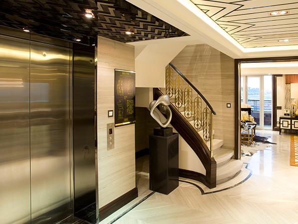 沃森家用電梯